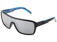 Dragon Alliance Remix Miami Stripes Grey Ion Sport Sunglasses Black