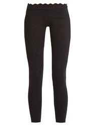 Track And Bliss Into The Moonlight Performance Leggings Black
