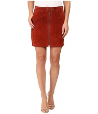 Sanctuary Marci Mod Skirt Brooklyn Brick Women's Skirt Brown