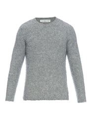 Golden Goose Boucle Knit Wool Sweater