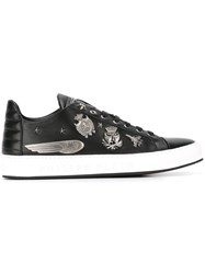 Philipp Plein 'Honor' Sneakers Black