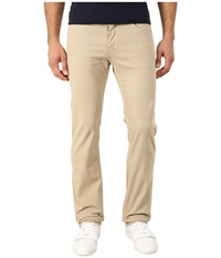 French Connection Rocket Stretch Canvas Jeans In Sand Sand Men's Jeans Beige