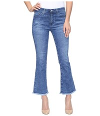 Ag Adriano Goldschmied Jodi Crop In 14 Years Suspended Air 14 Years Suspended Air Women's Jeans Blue