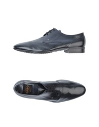 Aldo Brue Lace Up Shoes Dark Blue