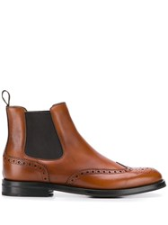 Church's Ketsby Boots Brown