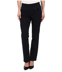 Jag Jeans Paley Pull On Boot Short Inseam In After Midnight After Midnight Women's Jeans Black