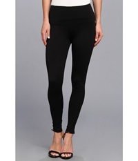 Lysse Twist Zip Ponte Legging 1138L Black Women's Casual Pants