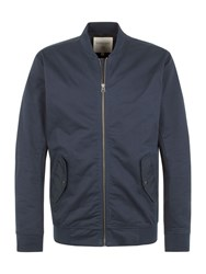 Racing Green Pirate Bomber Jacket Navy