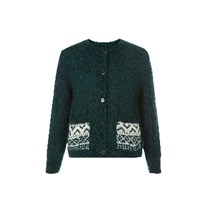 People Tree Freida Fairisle Cardigan