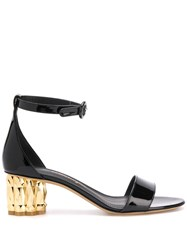 Salvatore Ferragamo Heeled Sandals Black