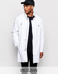 Standard Issue Exclusive Military Parka White
