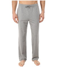 Hugo Boss Mix And Match Long Pants Medium Grey Men's Pajama Gray