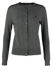 Polo Ralph Lauren Tanija Cardigan Antique Heather Grey