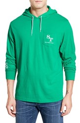 Men's Southern Tide Graphic Hooded Long Sleeve T Shirt