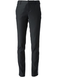 Zadig And Voltaire 'Posh' Skinny Trousers Black