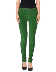 M.Grifoni Denim Casual Pants Green
