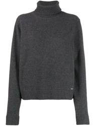 Dsquared2 Roll Neck Sweater Grey
