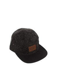 Icon Brand Panthera 5 Panel Cap Black