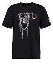 Under Armour For The Love Sports Shirt Black White