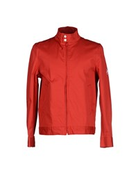 Cycle Coats And Jackets Jackets Men Red