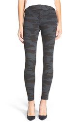 James Jeans Denim Leggings Camouflage