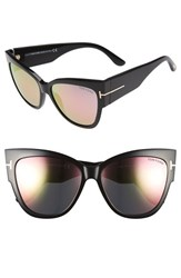 Tom Ford Women's 'Anoushka' 57Mm Gradient Sunglasses