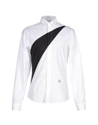 Byblos Shirts Shirts Men White