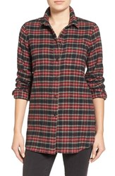Madewell Women's Slim Boyfriend Shirt