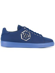 Philipp Plein End Sneakers Blue