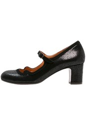 Chie Mihara Joined Classic Heels Black