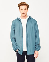 Rains Base Jacket Light Blue