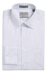 Men's John W. Nordstrom Traditional Fit Non Iron Stripe Dress Shirt