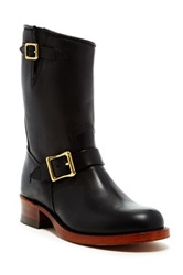 Frye Engineer Artisanal Boot Black
