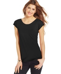 Style And Co. Scoop Neck Tee