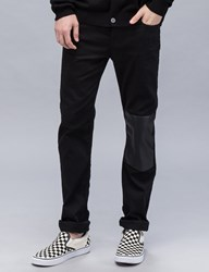 Mcq By Alexander Mcqueen Patched Strummer Slim Jeans