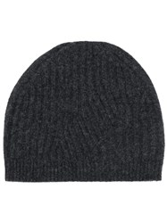 Pringle Of Scotland Travelling Rib Beanie 60