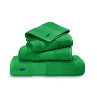 Ralph Lauren Home Player Towel Medium Green