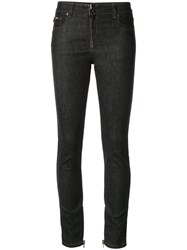 Tom Ford Zip Up Skinny Jeans Blue