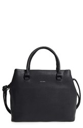 Pixie Mood Sylvia Faux Leather Tote Black