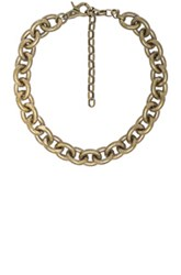 Zimmermann Link Chain Necklace In Metallics