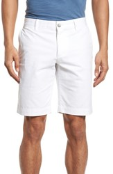 Lacoste Slim Fit Chino Shorts White