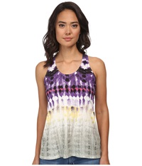Burton Twist Tank Aztek Print Women's Sleeveless Multi