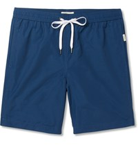 Onia Charle Mid Length Wim Hort Navy
