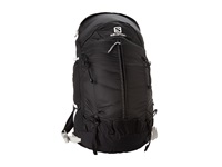 Salomon Synapse Flow 30 Aw Black Iron White Backpack Bags