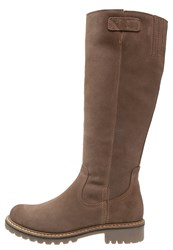 Tamaris Winter Boots Cigar Light Brown