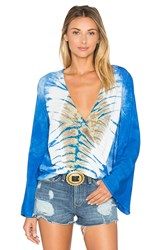 Blue Life Hayley Top Blue