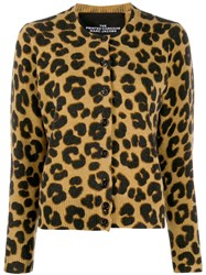 Marc Jacobs The Printed Cardigan Neutrals