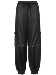 Gucci Technical Track Trousers Black