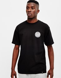Huf Shield T Shirt Black