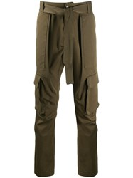 Ih Nom Uh Nit Belted Cargo Trousers 60